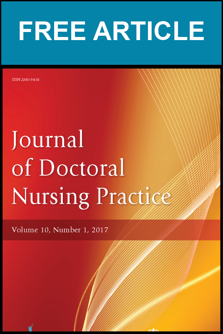 Developing Executive Nurse Leaders: Exemplar for Using Information Technology to Bolster Professional Role Development of BSN-DNP Students