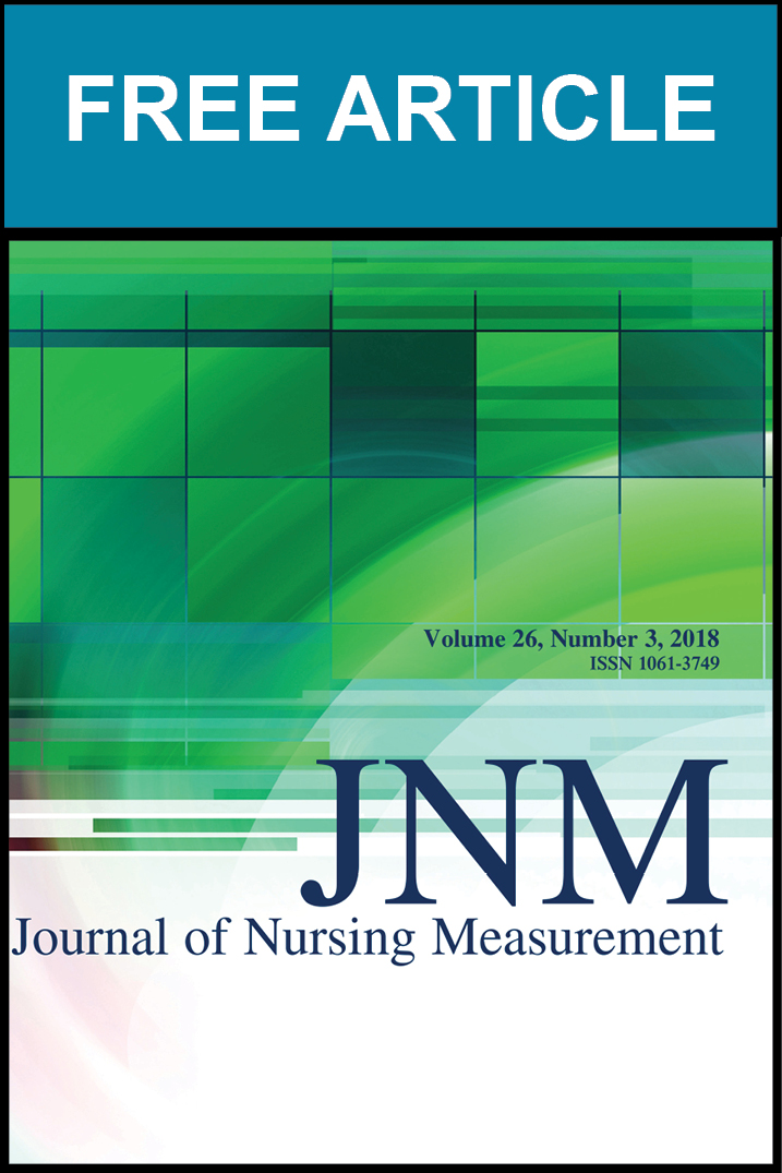 Development and Psychometric Evaluation of the Nurses' Compassion Fatigue Inventory