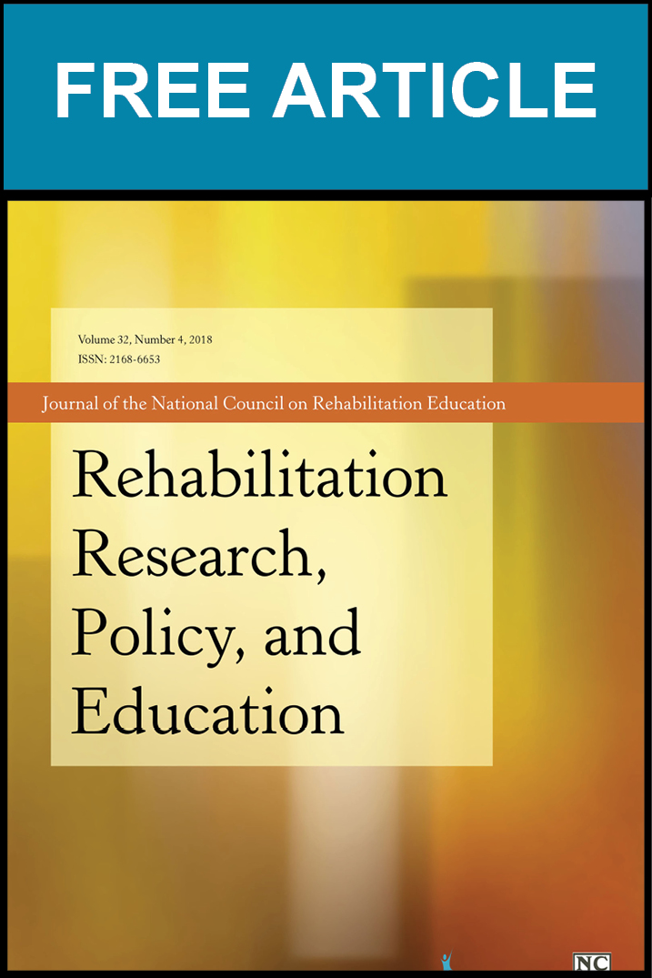 The Status of Technology-Enhanced Education and Service Delivery in Rehabilitation Counselor Education