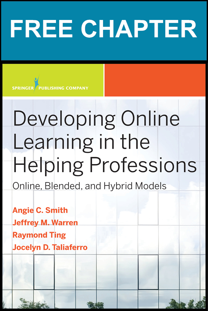 Introduction to Online Teaching in the Helping Professions